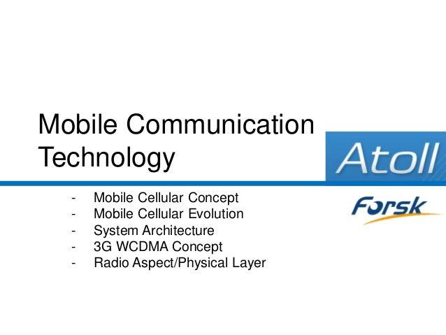 3G Radio Network Planning Slide 3