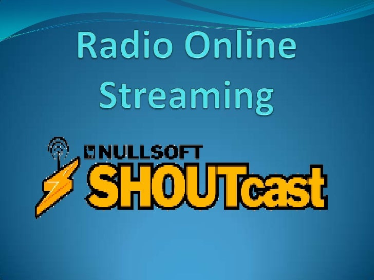 Radio Online Streaming<br />