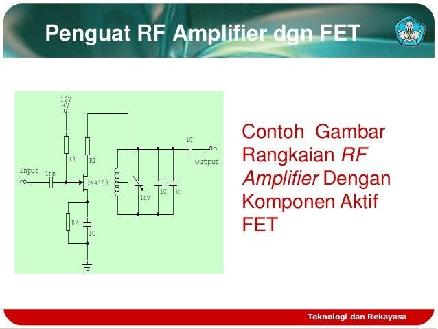 Radio penerima fm rangkaian penerima fmsuperheterodyneteknologi dan rekayasa 4 ccuart Image collections