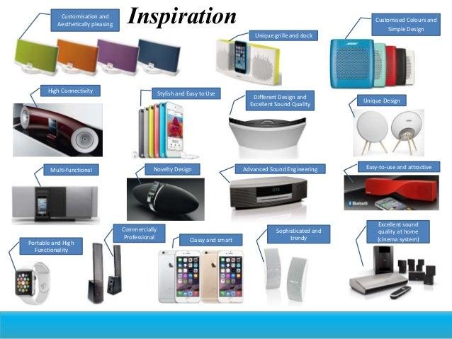 Speaker Product Design