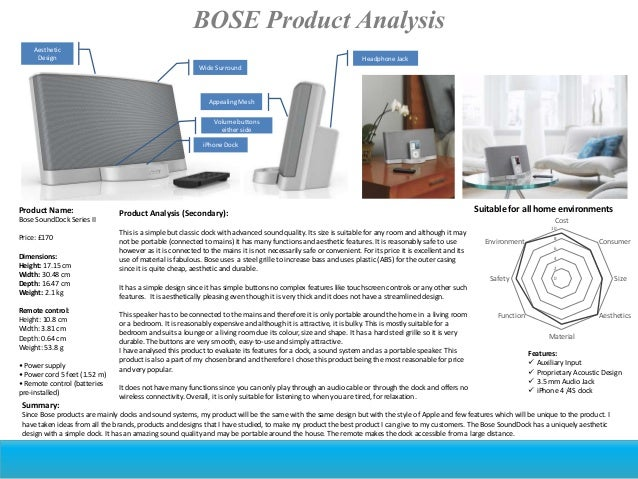 speaker analysis