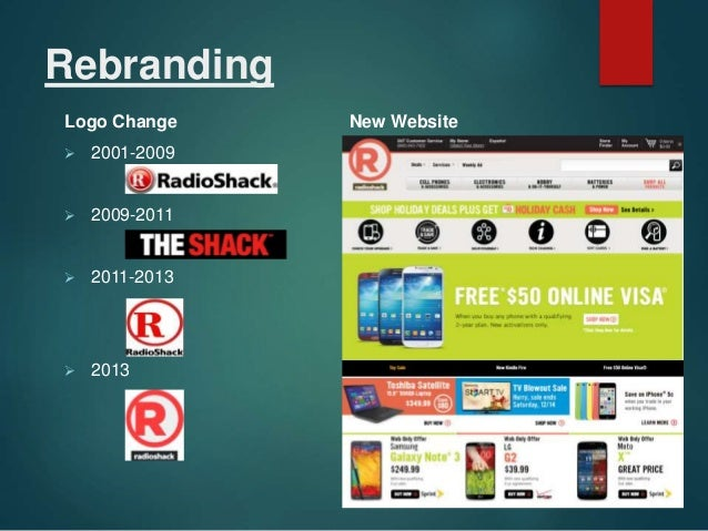 radio shack case study