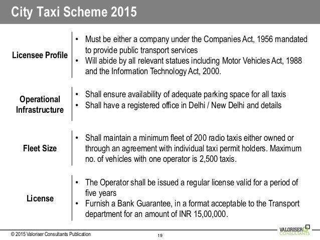 Radio Taxi Market in India - A case study of Delhi