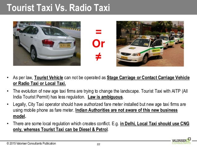 an analysis of the evolution of the taxi market The radio taxi space in india has a huge headroom for growth and is far from saturation while there is a good scope for expansion in tier 2 cities, the metro's will still be the primary market .