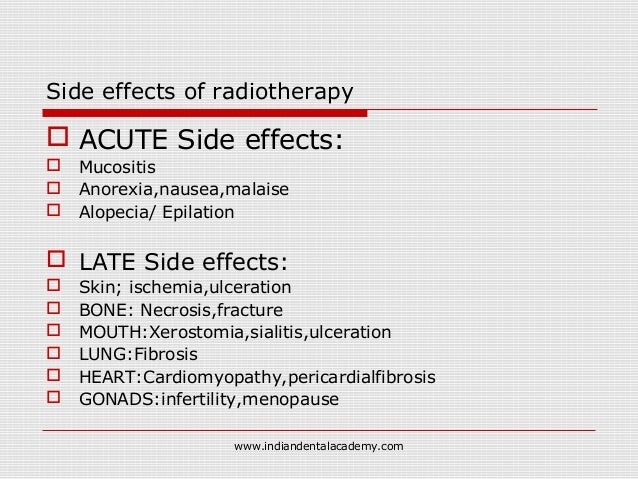 Radiotherapy Amp Chemotherapy Certified Fixed Orthodontic