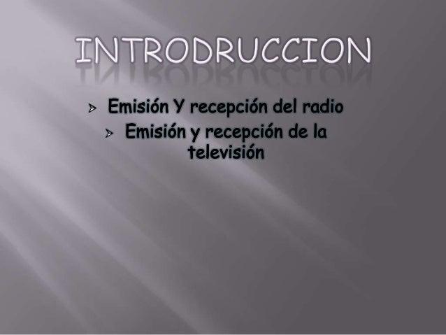       ALTA FRECUENCIA: Son los transmisores de señal, es decir, son los que transmiten la señal de baja frecuencia en o...