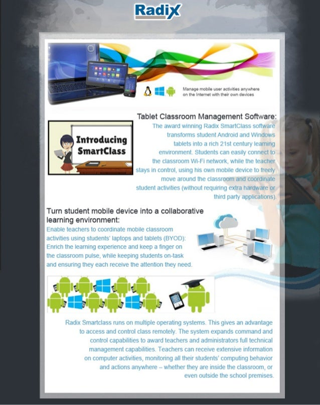 Classroom management software for tablets | Tablet Classroom