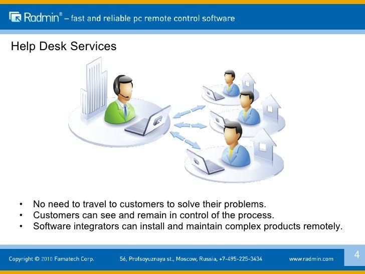 Radmin - efficient solution for business processes ...