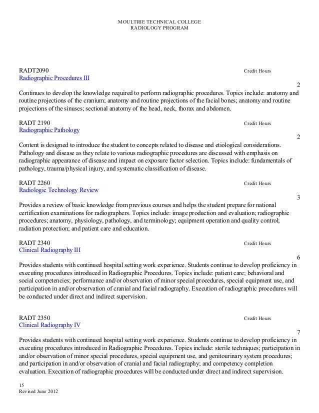 Rad Tech Handbook 2012