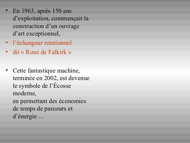 Rad van falkirk - La roue de Falkirk Slide 3