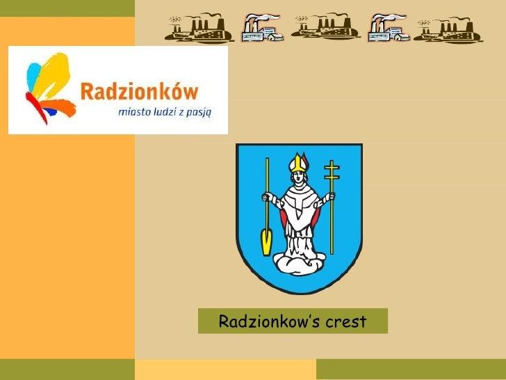 Radzionkow's crest