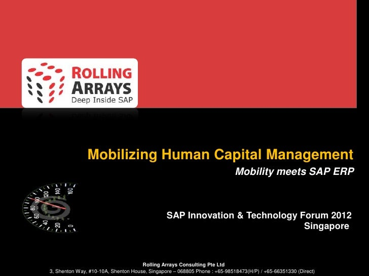 ve                    Mobilizing Human Capital Management                                                                 ...