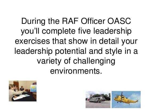 oasc problem solving exercises