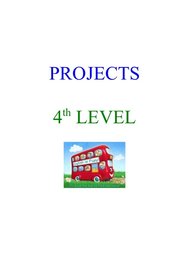 PROJECTS 4th LEVEL