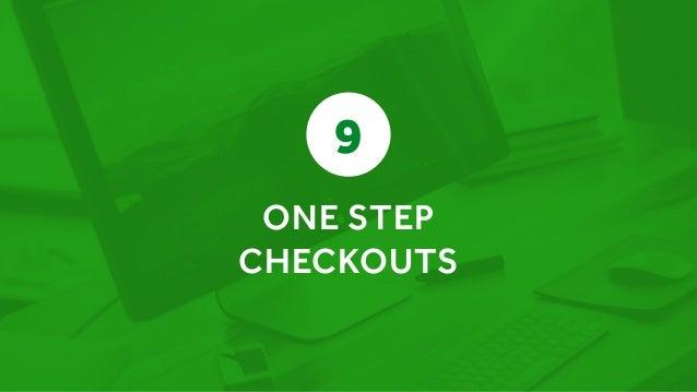 X Testamos um novo checkout com CINCO páginas ao invés de uma.