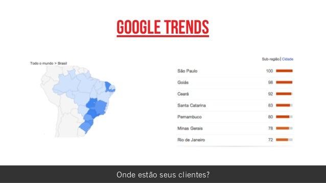 rafael damasceno google trends Onde estão seus clientes?
