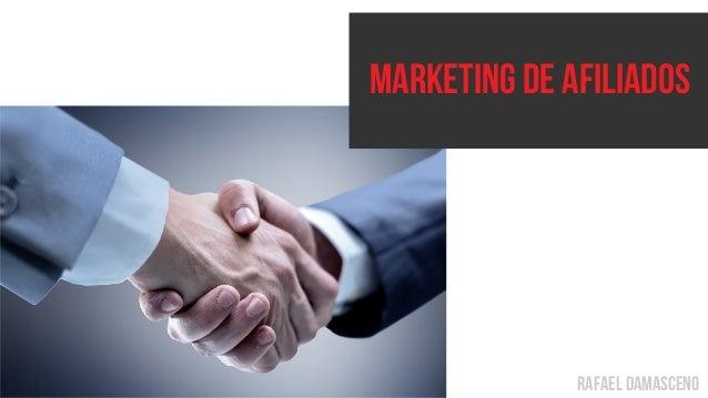 rafael damasceno marketing de afiliados