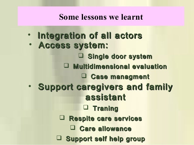 Some lessons we learnt • Planning specific approach forPlanning specific approach for emergencies:emergencies:  Hospital ...