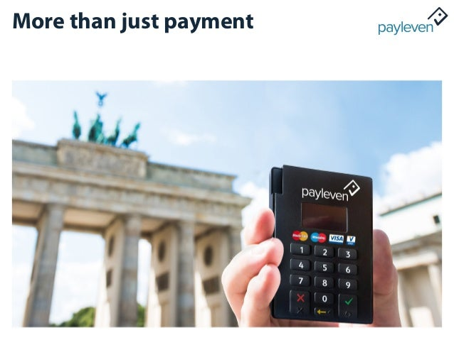 More than just payment