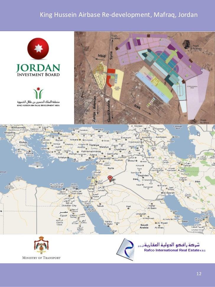 King Hussein Airbase Re-development, Mafraq, Jordan8                                                      12