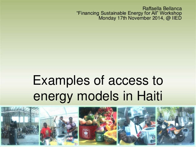 Financing sustainable energy for all with Raffaella Bellanca, of Inte…