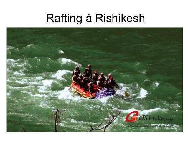 Week-end Rafting à Rishikesh | GeTS Holidays