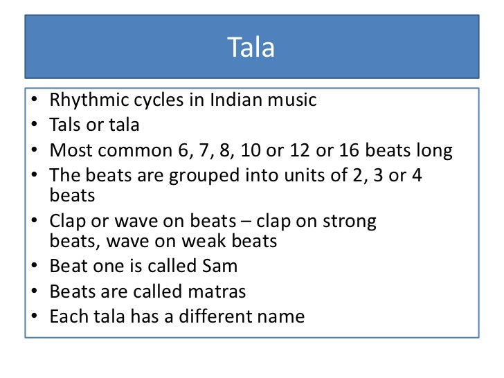 raga and tala Download raga & tala 11 for android this multimedia tutorial will guide you through the subtleties and beauty of the north indian classical music (hindusthani), both in.