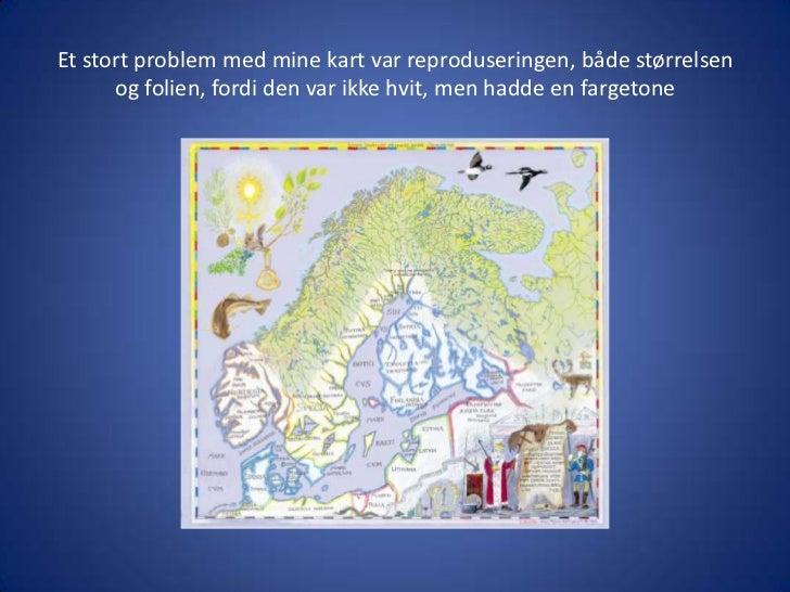 fargetone kart Ragnar Mathisen fargetone kart