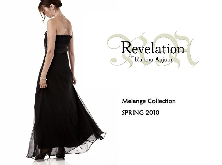Melange Collection SPRING 2010