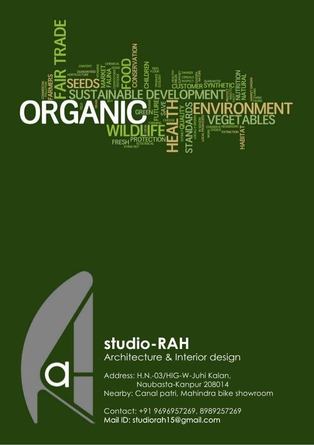 studio-RAH Architecture&Interiordesign Address:H.N.-03/HIG-W-JuhiKalan, Naubasta-Kanpur208014 Nearby:Canalpatri,Mahindrabi...