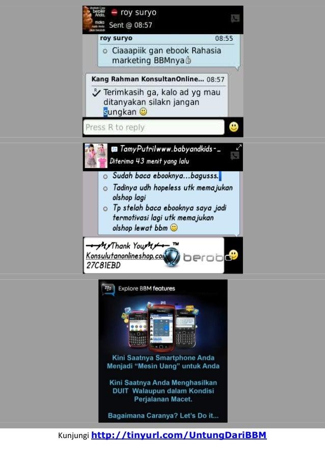 Bbm download marketing rahasia gratis ebook