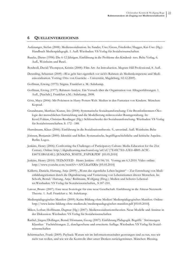 Rahmenanalyse als-zugang-zur-mediensozialisation