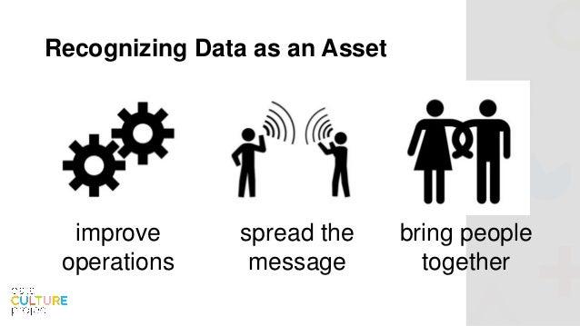 "Empowering those that don't ""speak"" data Slide 2"