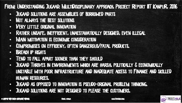 Jugaadu Automation - The Real Desi Test Automation Story