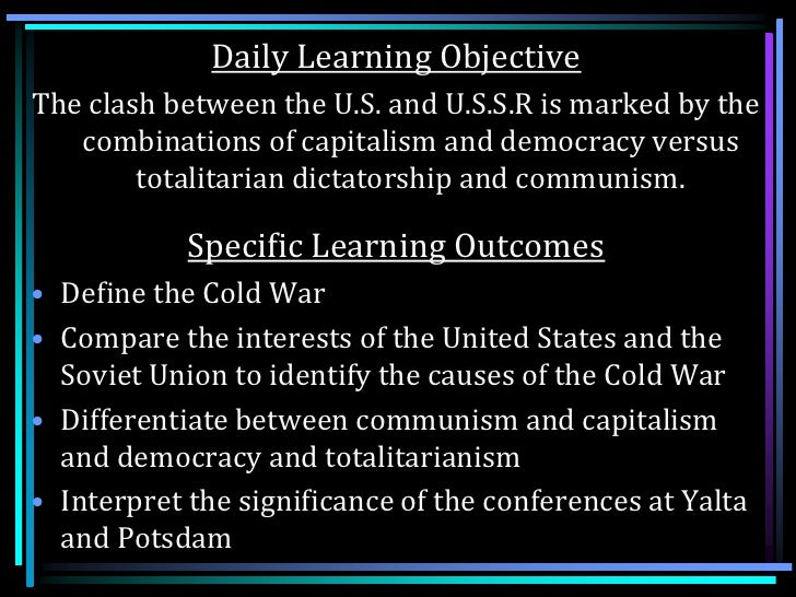 containment and the cold war 3 the policy of containment influenced the cold war in a negative way by increasing the tensions primarily between the us and russia through president truman's contaiment speech, he influenced the american government to break free from isolationism and stop the threat of spreading communism in europe.