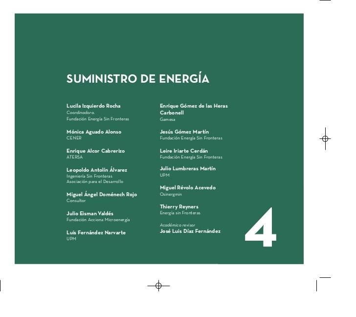 SUMINISTRO DE ENERGÍALucila Izquierdo Rocha            Enrique Gómez de las HerasCoordinadora.                     Carbone...