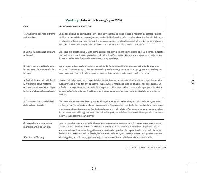 Tecnología para el Desarrollo Humano de Comunidades Rurales - Energía Slide 3
