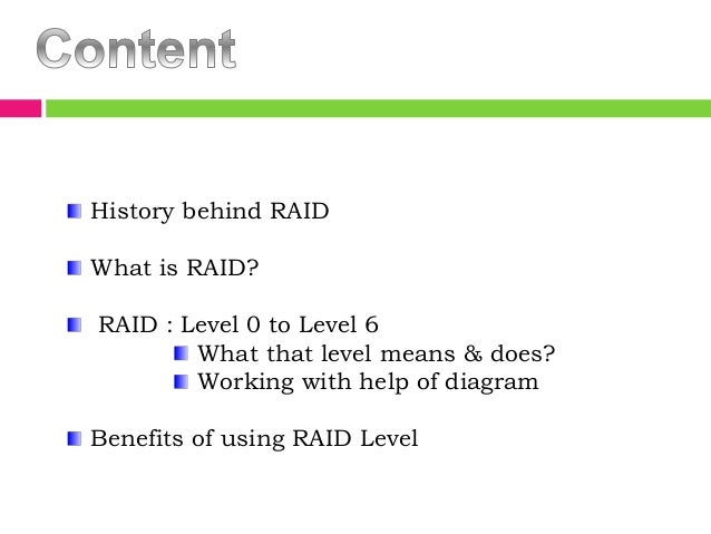 Raid technology ccuart Image collections