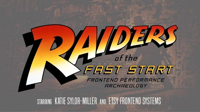STARRING KATIE SYLOR-MILLER AND ETSY FRONTEND SYSTEMS