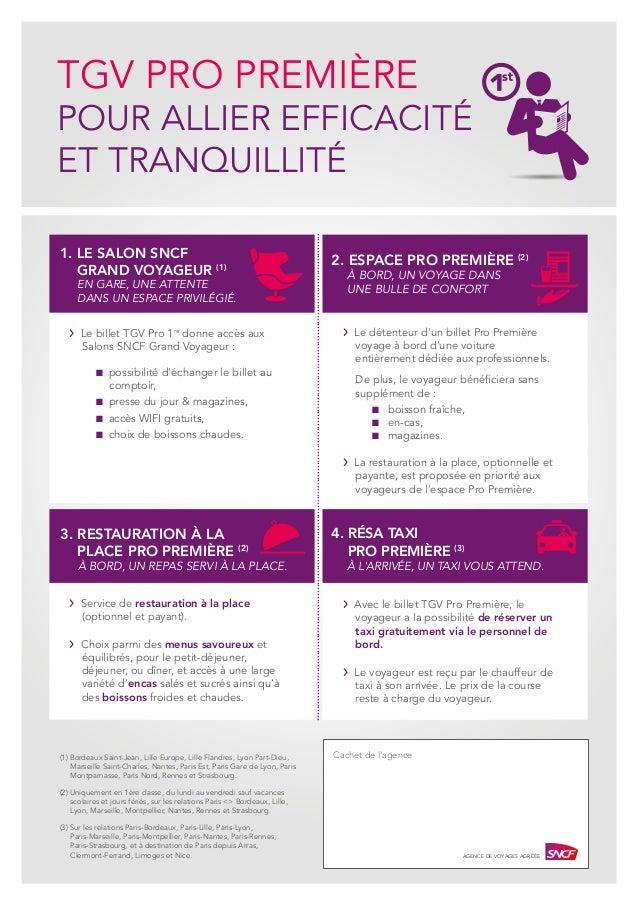 Fiche tgv pro l 39 application pour les voyageurs d 39 affaires - Salon grand voyageur gare montparnasse ...