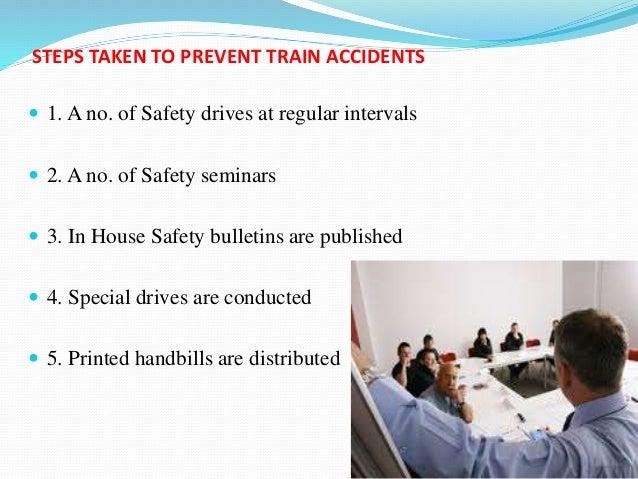 """AIR spotlight summary on """"Railway Safety Measures""""."""