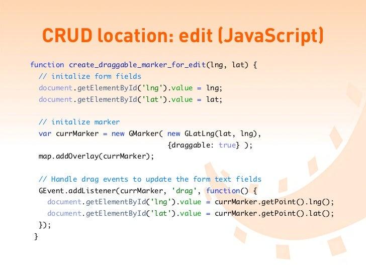 CRUD location: edit (controller) def