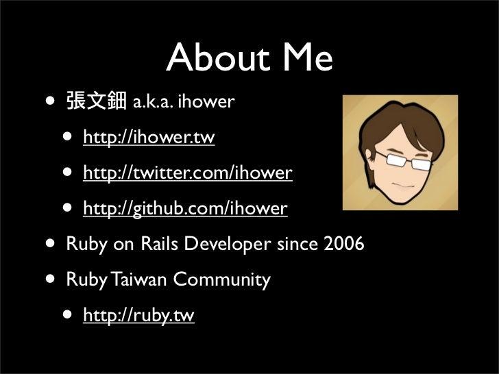 Rails Performance Slide 2