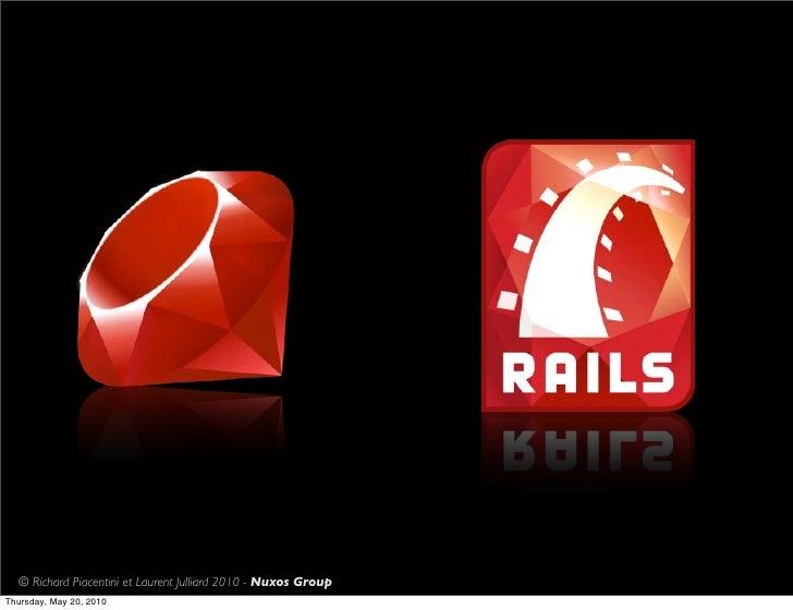 Tunisia on Rails 2010 Slide 2