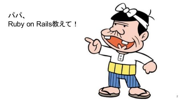 バカでもわかるRails #03 Slide 2