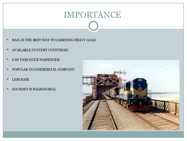 Railway communication in bangladesh