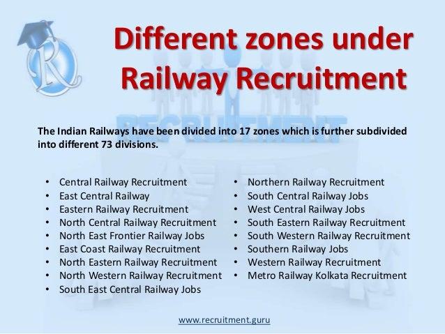 Railway jobs Importances Indian Railway Jobs Benefis