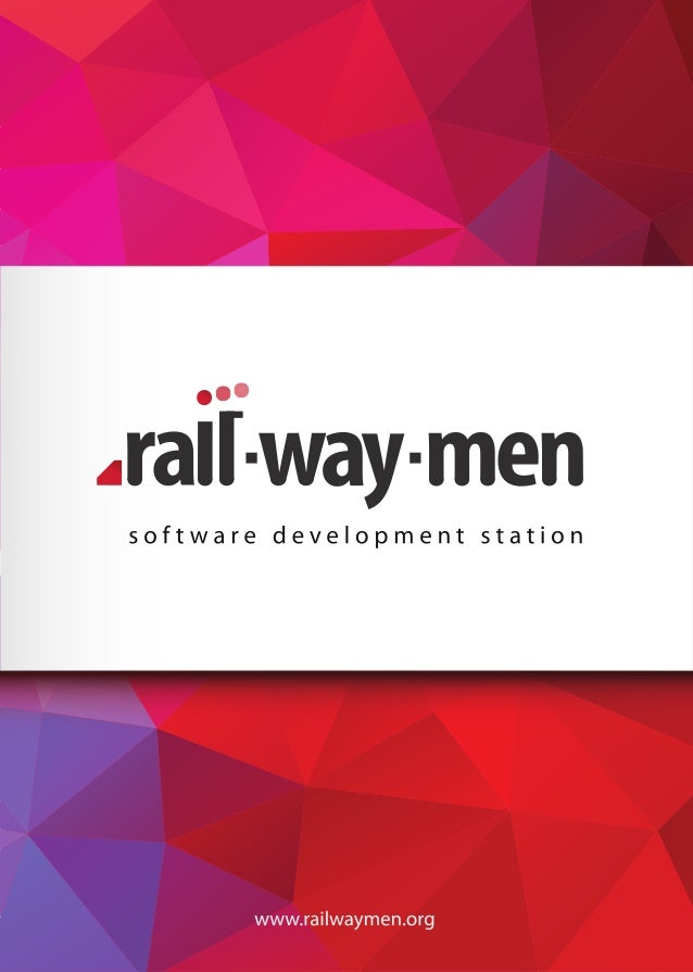 Railwaymen Booklet 2017