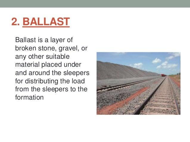 Railway track design ppt 2018