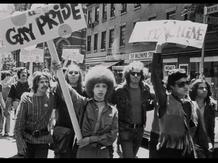 Gay civil rights movement